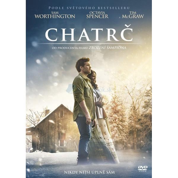DVD - Chatrč (Wm. Paul Young)