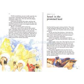 Children´s bible (The Lion) - detská anglická biblia