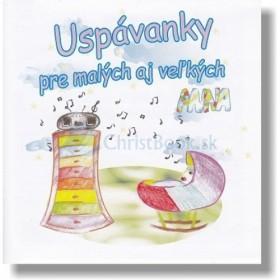 CD - Uspávanky pre malých a veľkých (Anna Pauliny)